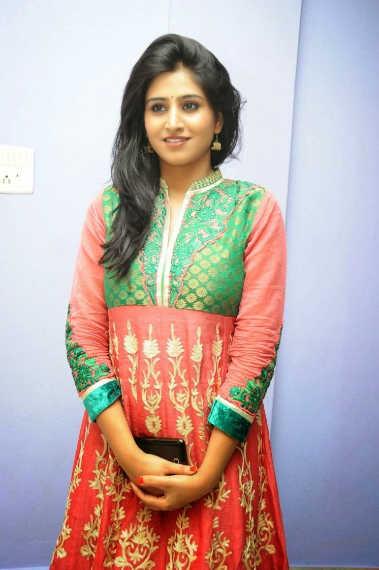 Shamili Looks Gorgeous At Chandamama Kathalu Event