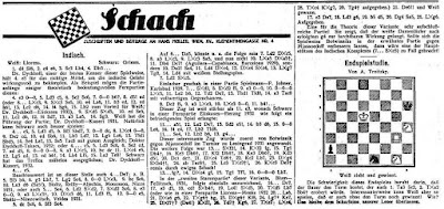 Recorte revista Reichspost de 27 de mayo de 1934