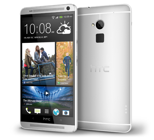 Snapdragon Processor Android HTC ONE MAX