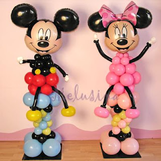 Ideas para tus fiestas tematicas decoracion fiesta de for Decoracion la casa de mickey mouse