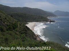 Praia do Meio-Barra de Guaratiba