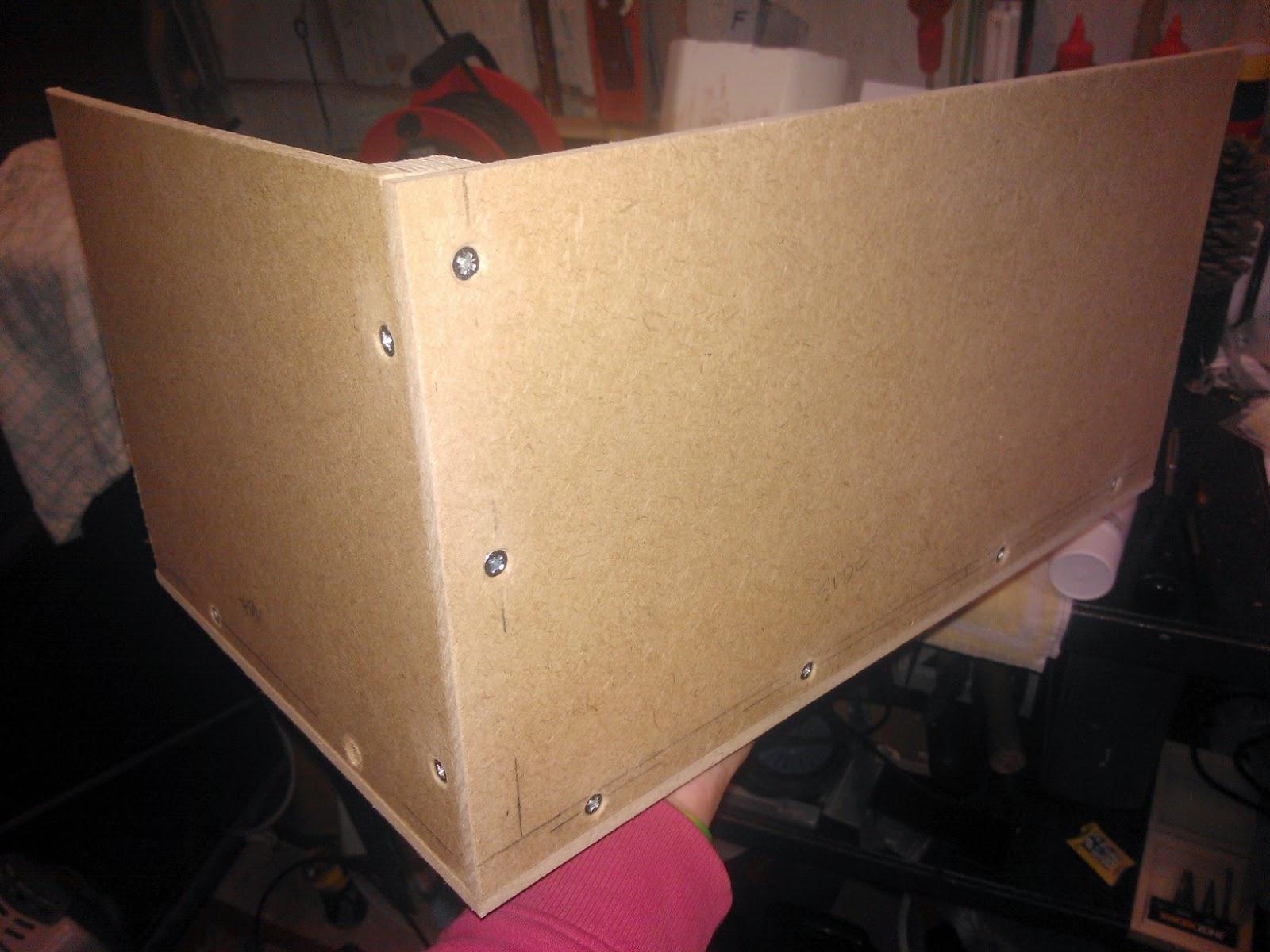 Radio Transmitter storage box