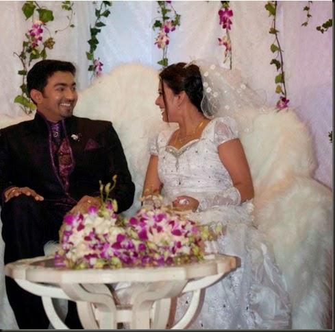 Mary mwihaki wedding