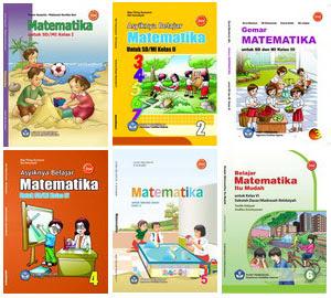 Buku Sekolah Matematika SD Kelas 1-6