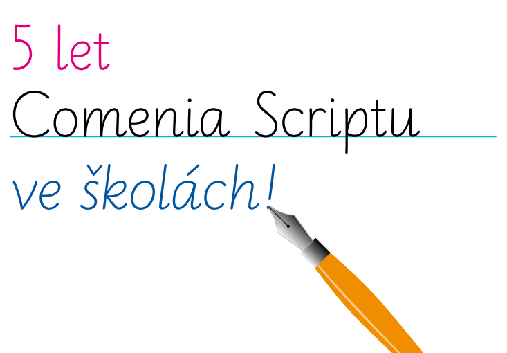 Ceska Skola 5 Let Comenia Scriptu Ve Skolach