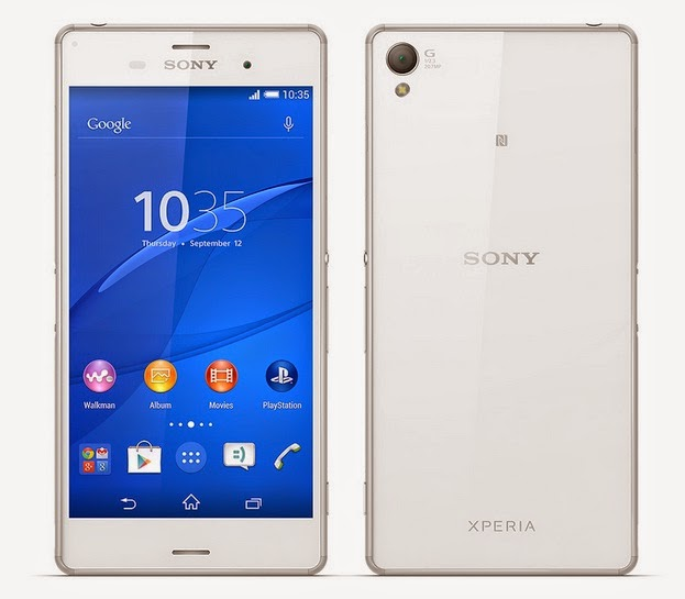 News Sony Xperia Update : Xperia Z3 Spotted Running ...