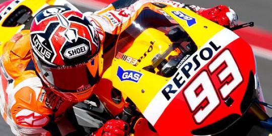 Hasil Kualifikasi MotoGP Austin 21 April