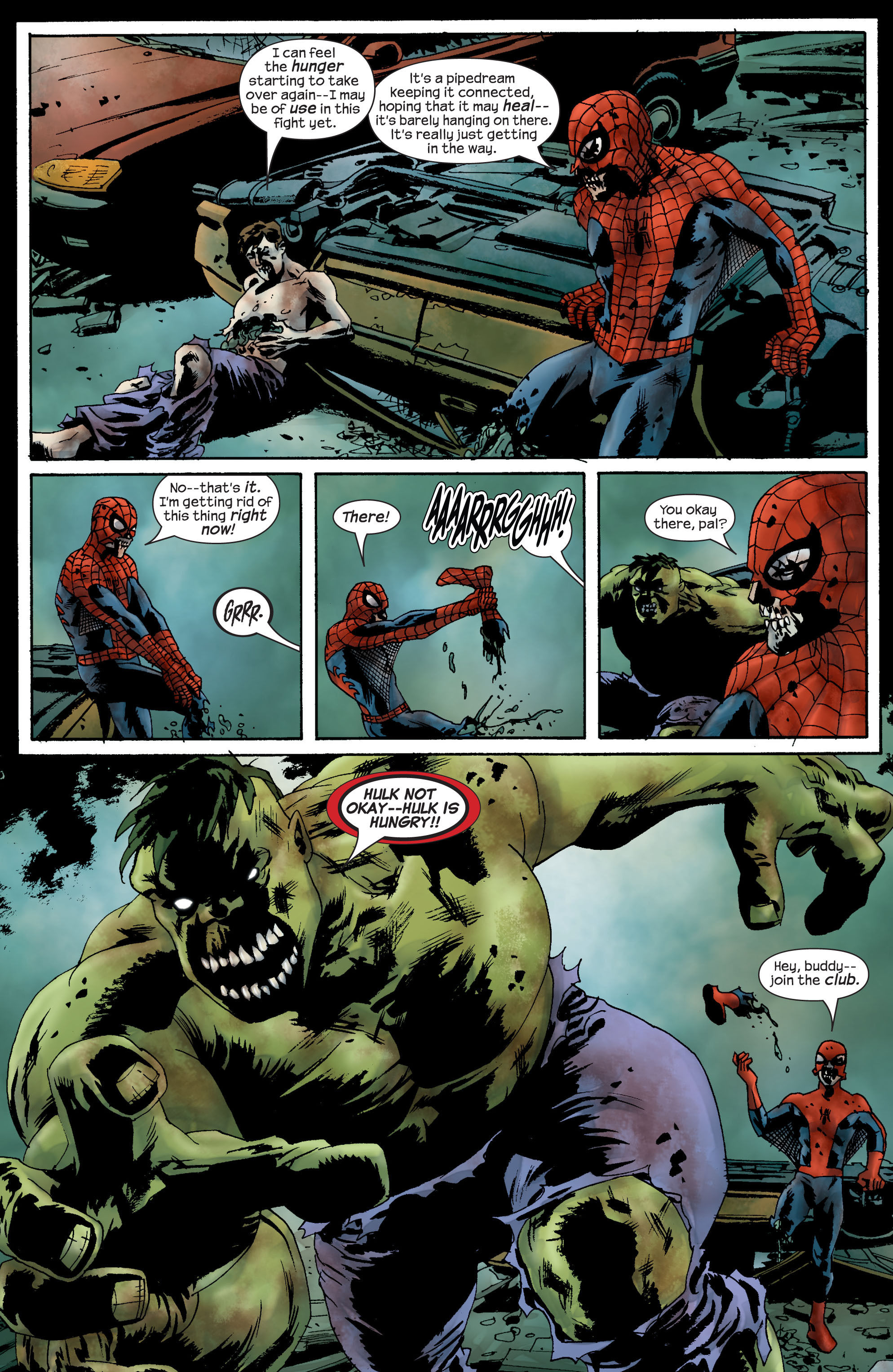 Marvel Zombies (2006) Issue #3 #3 - English 8