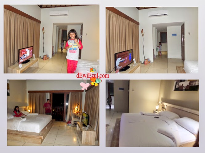 review menginap di Living Asia Resort Lombok