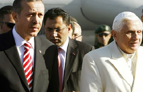 Kerukunan beragama di Turki (foto theguardian)