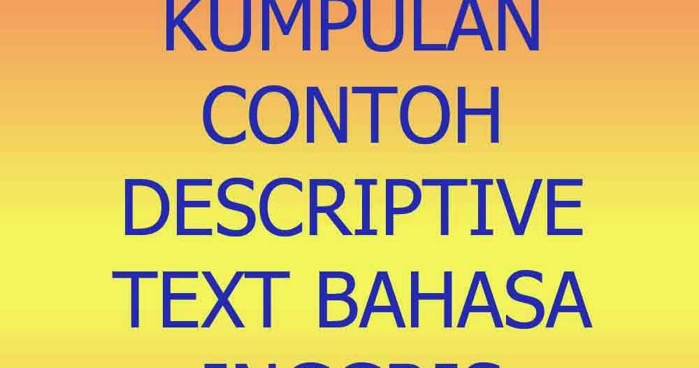 Kumpulan Contoh News Item Text Bahasa Inggris Terbaru 2015 Newhairstylesformen2014 Com