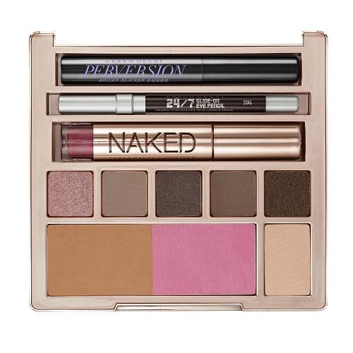 edición limitada naked on the run