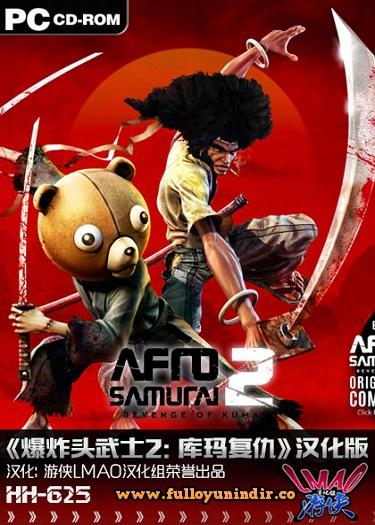 Afro Samurai 2 Revenge of Kuma Volume One-CODEX
