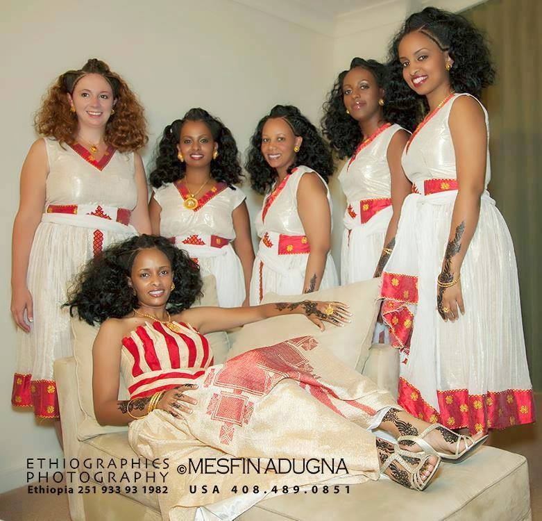 Ethiopian Culture Clothes