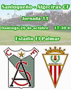 Sanluqueño - Algeciras CF