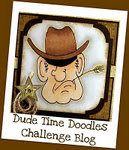 Dude Time Doodles Challenges