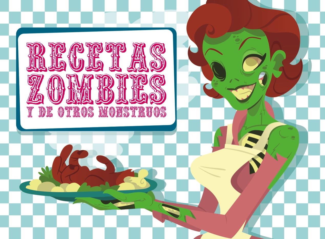 Recetas Zombies y de otros monstruos