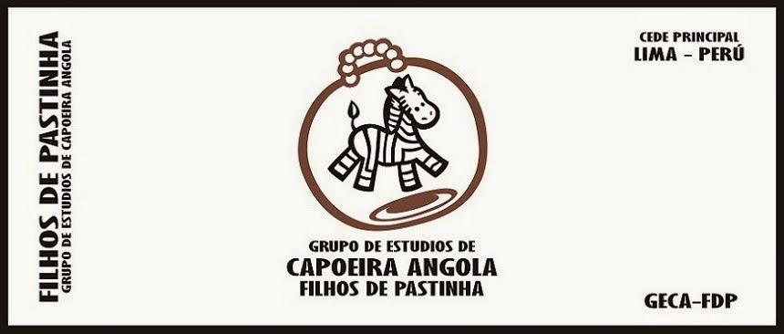 GRUPO DE ESTUDIOS DE CAPOEIRA ANGOLA FILHOS DE PASTINHA