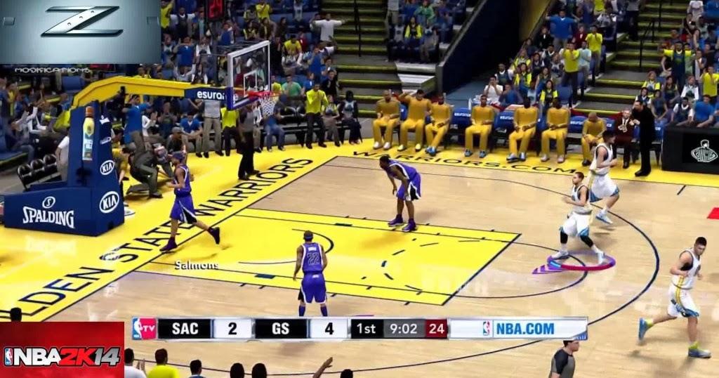 NBA 2K14 Unlimited Skill Points Free: NBA 2K14 My Player