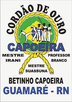 CAPOEIRA CORDÃO DE OURO