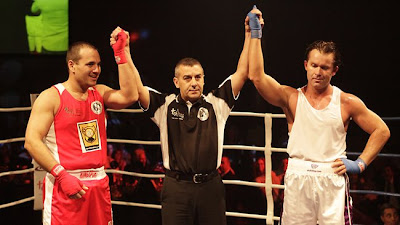 boxing ring draw Australia funny