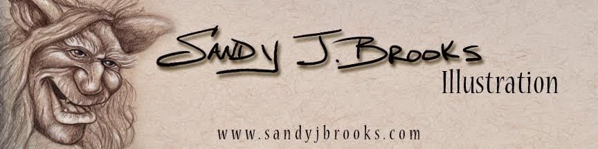 Sandy J. Brooks Illustration