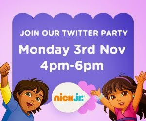 Dora & Friends Twitter Party Host
