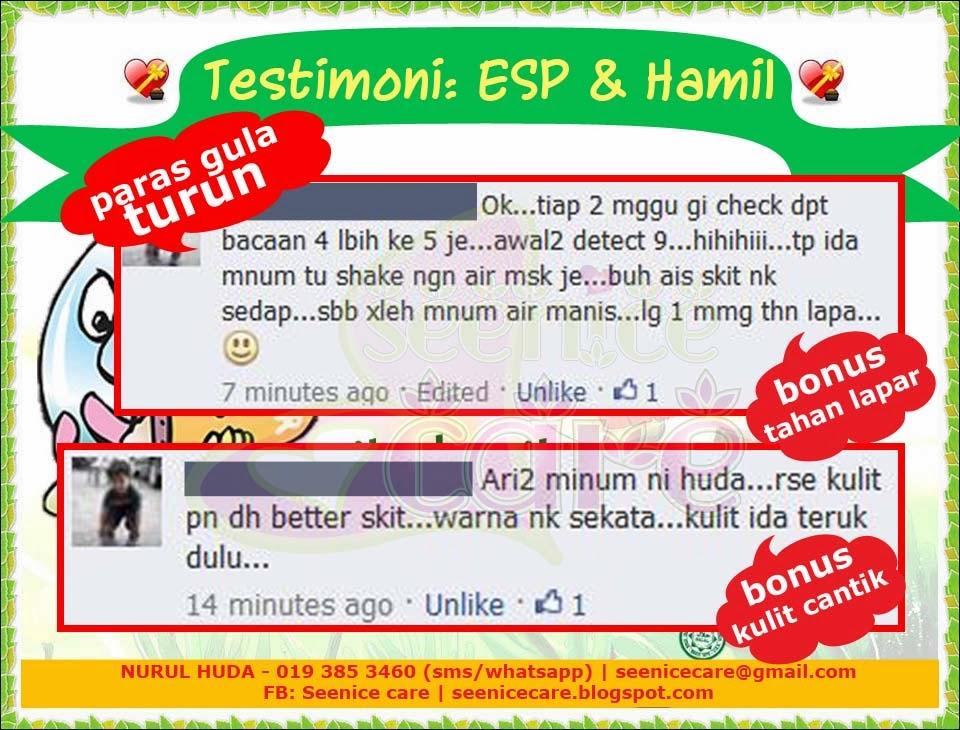 testimoni ESP