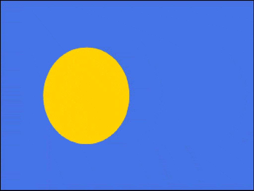 Palau Flag Pictures