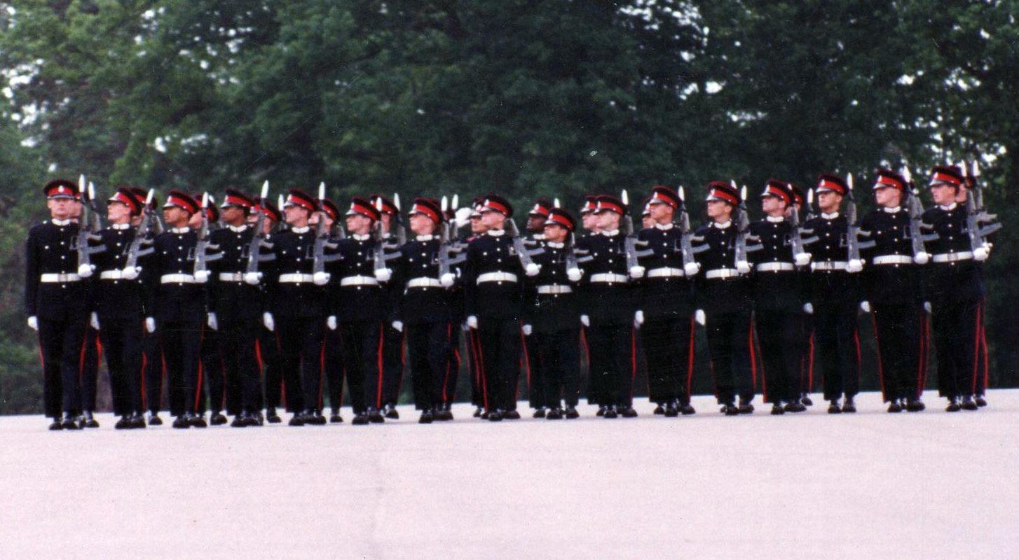 RMA Sandhurst