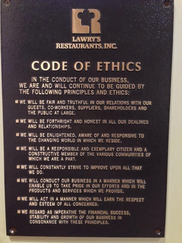 Personal Code Of Ethics Examples - #Pr-Energy