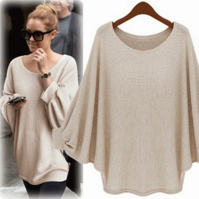 Amazing Grey, Over Sized, Lovely Sweater