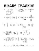 Brain Bats Puzzles