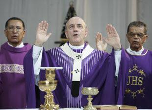 Missa celebra 1º ano de Dom Murilo Krieger como arcebispo de Salvador