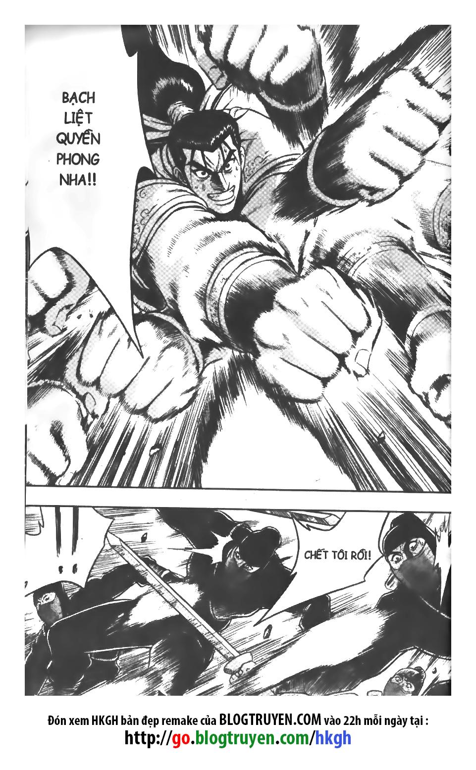 Hiệp Khách Giang Hồ chap 320 Trang 16 - Mangak.info