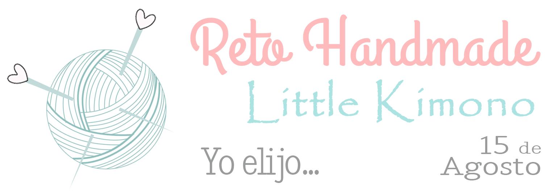 """Reto Handmade """"Yo elijo..."""""""