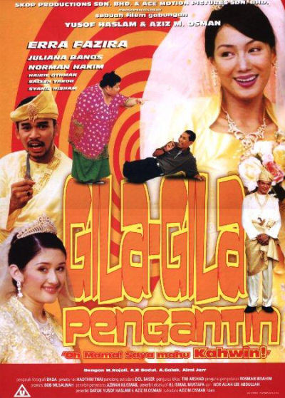 Gila Gila Pengantin Full Movie