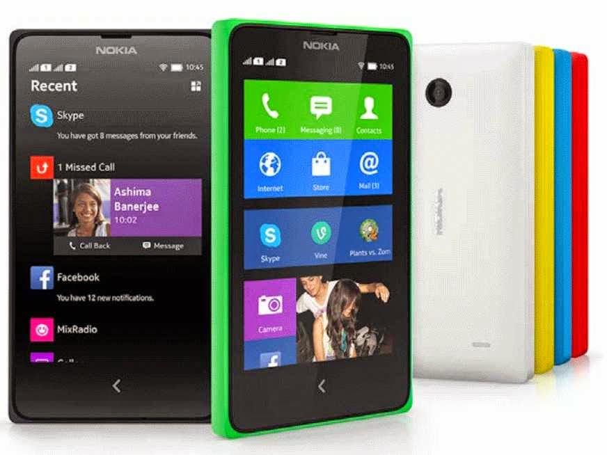 ROM Kikat 4.4.2 for Nokia X terbaru!