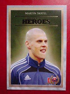 Futera series 4 FWF online Martin Skrtel Liverpool FC Slovakia physical World Series Legends Superstars MemoPower Heroes Authograph Physical cards Heroes Manager Future Star