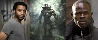 black panther casting, who will play black panther, chiwetel ejiofor, djimon Hounsou, avengers 2