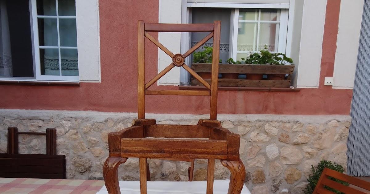 Tallerblog de Restauración de Muebles Antiguos: Paso a Paso. Colocación de Ci...