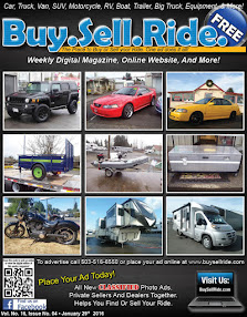 Check Out This Weeks Buy Sell Ride Digital Magazine