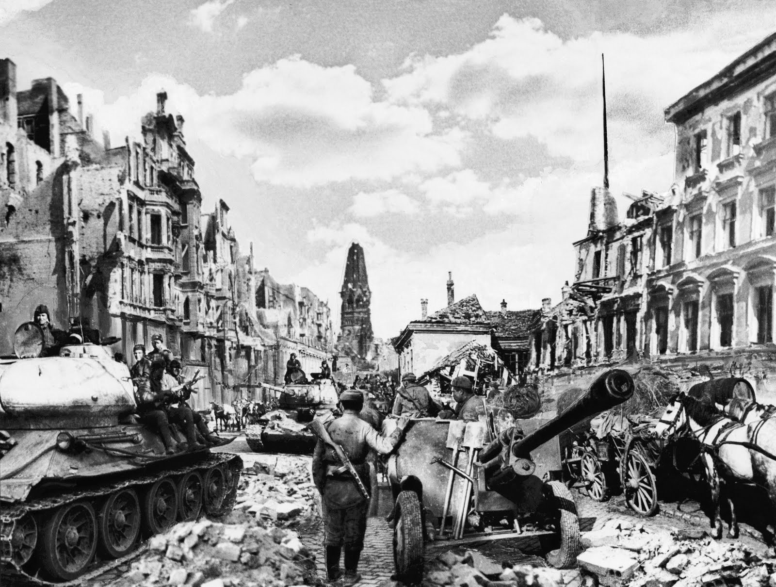 Aftermath of World War II