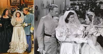 Enchanted Serenity of Period Films: Period Drama Weddings