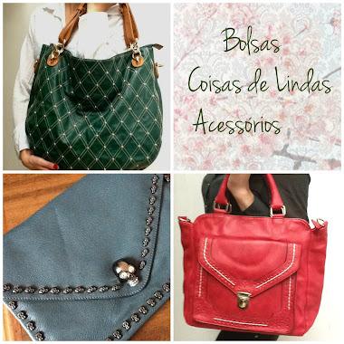 Bolsas Coisas de Lindas