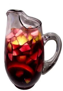 Sangría, Agua De Valencia Y Suc Costa Blanca (cocktails And Wine)