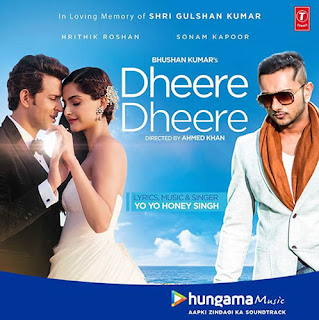 Dheere Dheere Lyrics - Yo Yo Honey Singh