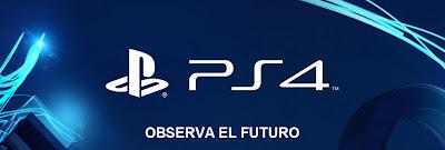 Lanzamiento oficial PS4