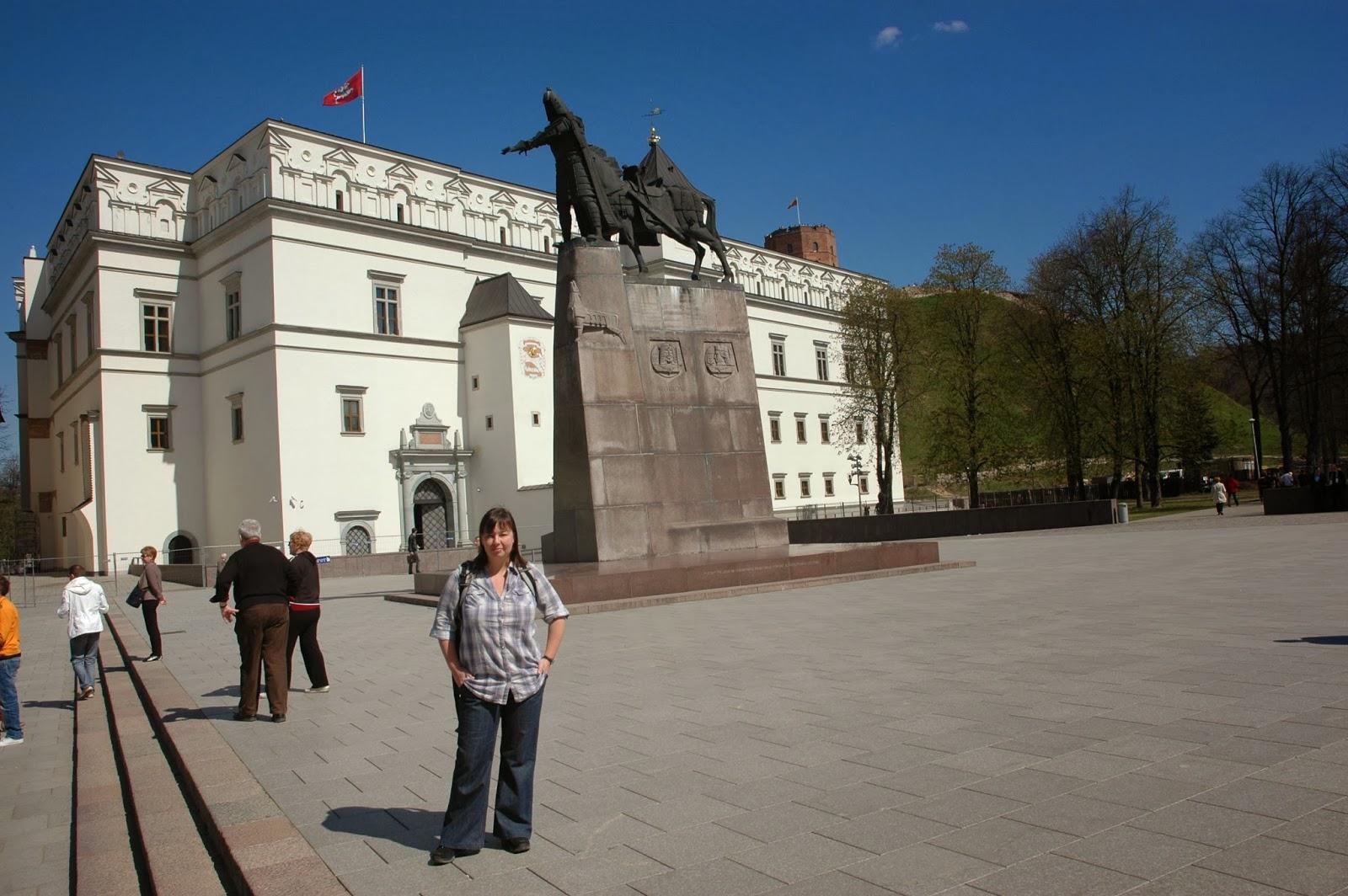 pałac Wielkich Książąt Litewskich