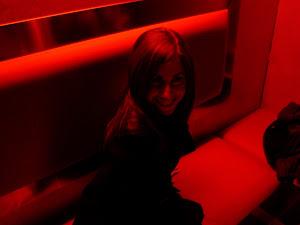 l'esaurita in rosso